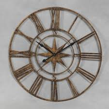 antique french style wall clock