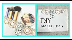 diy makeup bag decorate your own