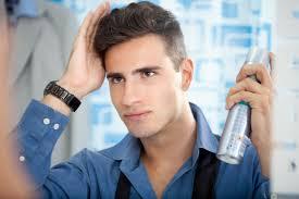 does hair spray cause hair loss