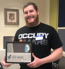 NSS North Houston Space Society Member, Adam Hawkins, Joins the Blue Origin  Team up to get us into space! – NSS North Houston Space Society