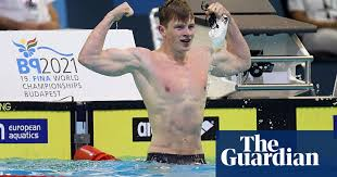 Swimmer Adam Peaty begins road to world championships after stellar 2014 |  Sport | The Guardian