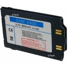 Batterie pour SAMSUNG X400 - Achat ...