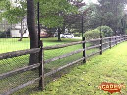 Post And Rail Fence Nj Fence Installation
