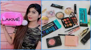 lakme bridal makeup kit rinkal soni