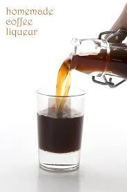 sugar free homade coffee liqueur all
