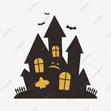 Haunted House Png Images Vector And Psd Files Free Download On Pngtree