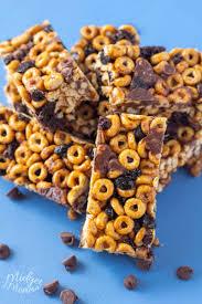 cheerio cereal bars midgetmomma