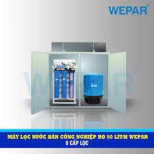 Máy lọc nước bán công nghiệp RO 50 Lít/H... - Hệ thống Máy lọc nước RO công  nghiệp giá rẻ