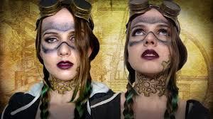 steunk makeup tutorial 1 saubhaya makeup