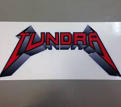 Toyota Tundra Tundrallica Decal Afm Graphics
