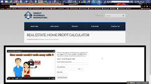 direct business marketing home profit