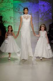 a wedding dress collection inspired by