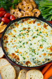 hot spinach dip dinner at the zoo