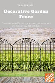 Decorative Garden Fencing Decorative Garden Fencing Garden Fencing Diy Garden Fence