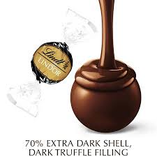 extra dark lindor truffles 800 pc case