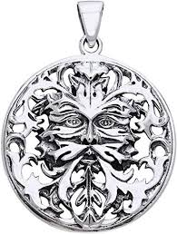 woodland spirit sterling silver