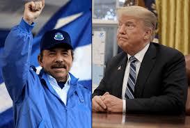 Ortega Trump