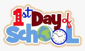 First Day Of School Png, Transparent Png , Transparent Png Image ...