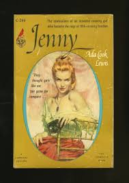 Jenny: Ada Cook Lewis, James Avati: Amazon.com: Books