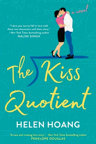 """Image result for book cover the kiss quotient"""""""
