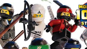 The LEGO NINJAGO Movie gets huge tie-in book range