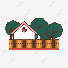 White Little House Cartoon Illustration White Small House Cartoon House Buildings Png And Vector With Transparent Background For Free Download