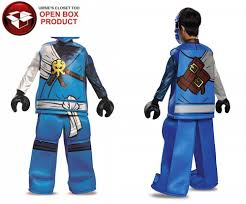 Jay Prestige Ninjago Lego Costume Small/4-6 #fashion #clothing #shoes  #accessories #costumesreenactmenttheater #costumes (ebay link… | Lego  costume, Costumes, Boys