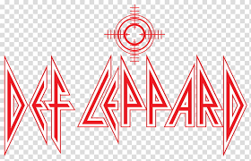 Def Leppard Red Logo Cdr Euphoria Decal Text Line Area Transparent Background Png Clipart Hiclipart