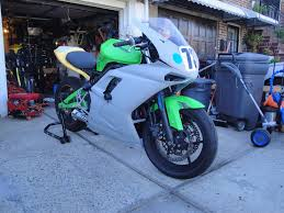 my new racebike build superhawk forum