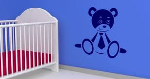 Baby Bear Vinyl Wall Decals Dezign With A Z