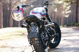 gasoline motor co x sailor jerry custom