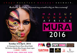 makeup runway africa