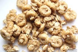 review honey nut cheerios granola snack