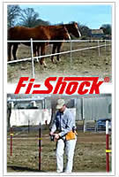 Fi Shock 1 Mile Ac Poultry Fence Charger