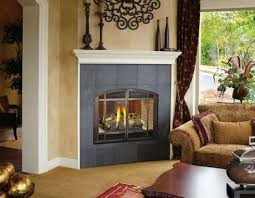the corner gas fireplace a great