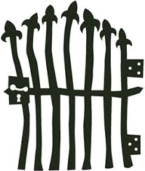 Fence Clipart Spooky Fence Spooky Transparent Free For Download On Webstockreview 2020