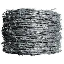 150 Meters Iron Barbed Wire Roll Fence Barbed Wire Lazada Ph