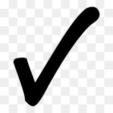 Checkmark PNG - Green Checkmark, Checkmark Vector, Checkmark Box ...