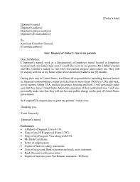 letter sle invitation for visitor visa