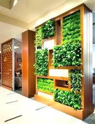 vertical herb garden indoor herb wall