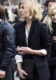 Priceless tips to get from Clemence Poesy's hair & fashion style - BODIE  and FOU | STUDIO
