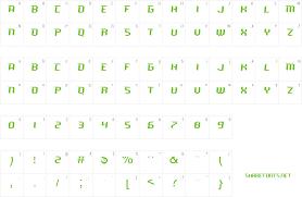 free font raven mx
