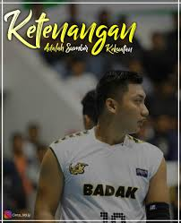▷ cinta volly quotes info bola volly tetap tenang