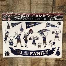 Georgia Southern Spirit Family Decals Truegsu Com