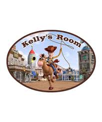 Roommates Toy Story Woody Custom Wall Decal Zulily