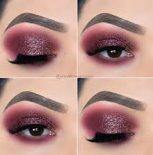 easy steps for y prom eye makeup