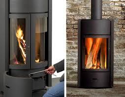 wood burning stoves by stuv