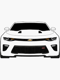 Chevrolet Ss Stickers Redbubble