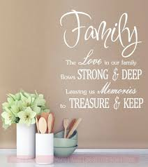 This Home Is Built On Faith Family Vinyl Wall Decal 5 X 24 Black Or White