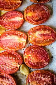 homemade roasted tomato basil soup